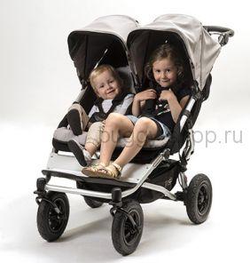 Duet  (Дует), Детская прогулочная коляска для двойни Mountain Buggy Duet (Маунтин Багги Дует)