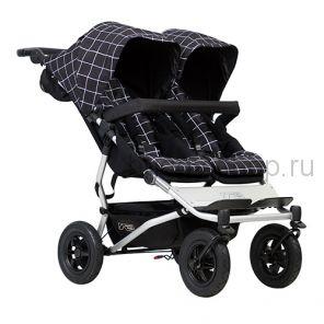 Duet  (Дует) 2017 год, Детская прогулочная коляска для двойни Mountain Buggy Duet (Маунтин Багги Дует)