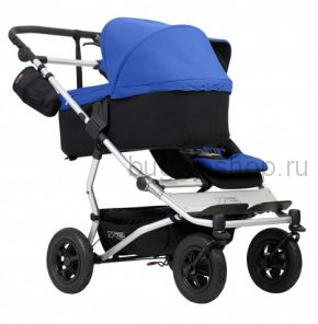 Duet  (Дует), Детская коляска для погодок Mountain Buggy Duet (Маунтин Багги Дует)